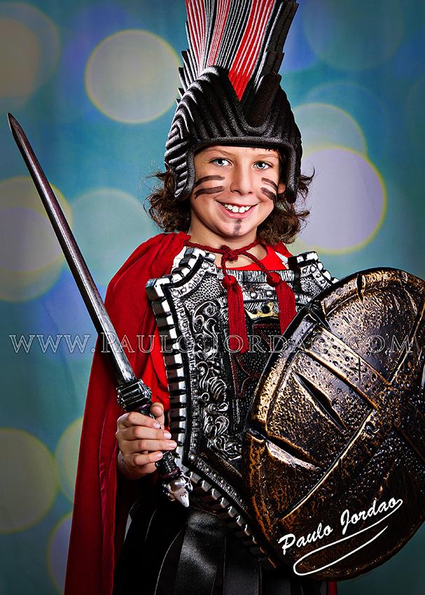 roman - spartan
