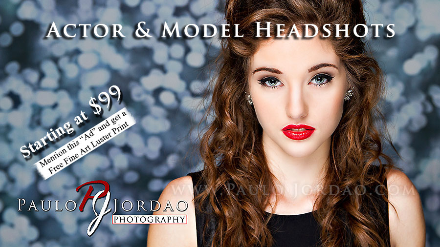 Actor & Model Headshots